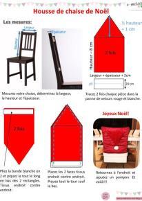 mode d'emploi housse de chaise