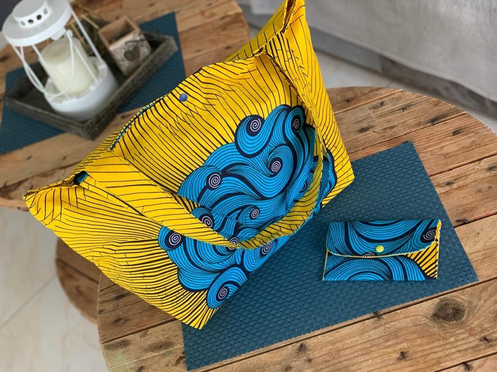 sac wax jaune