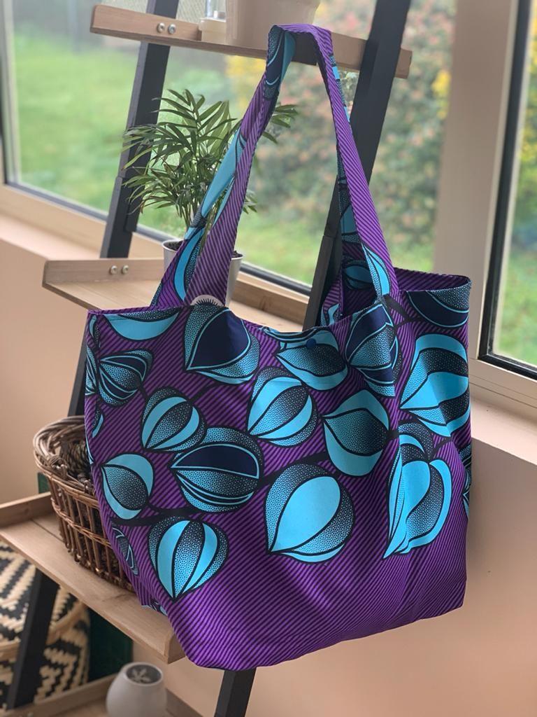 sac wax violet